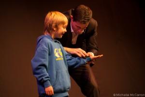 kids magician Dublin