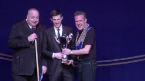 Tayto Park Magician wins award