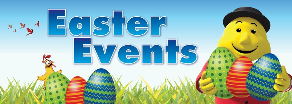tayto park easter activities